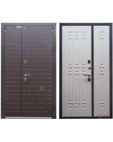 Дверь входная металлическая серии Тетрис Премиум