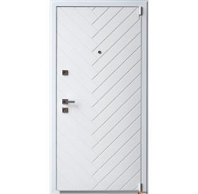 Дверь входная металлическая Diagonal White! Под Заказ!