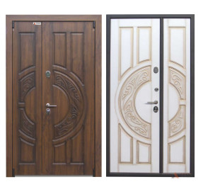 Дверь входная металлическая серии Сопрано