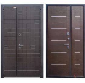 Дверь входная металлическая серии Тетрис