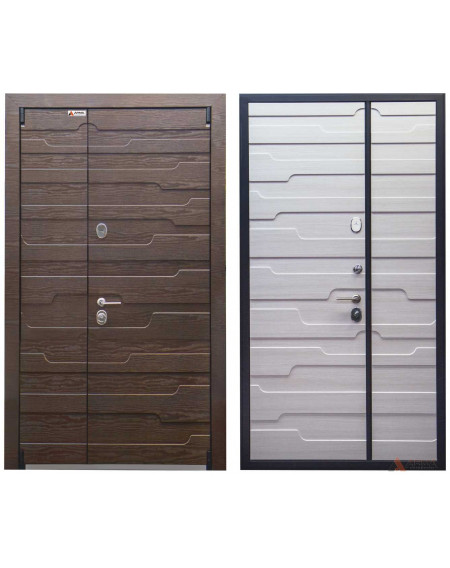 Дверь входная металлическая серии Галеон