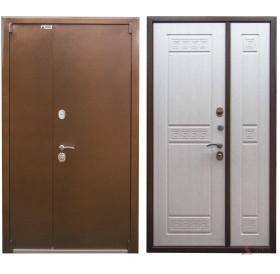 Дверь входная металлическая серии Эконом (распашная)