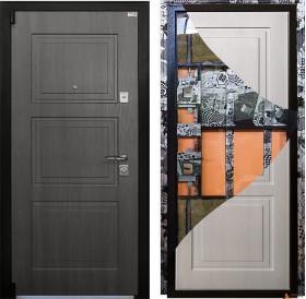 Дверь входная металлическая серии Акустик