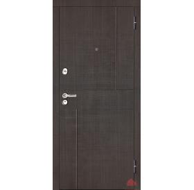 Дверь входная металлическая М333 Венге