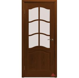 Дверь межкомнатная Модель №7 тон 15% ПО