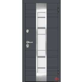 Дверь входная металлическая М66/1 Графит