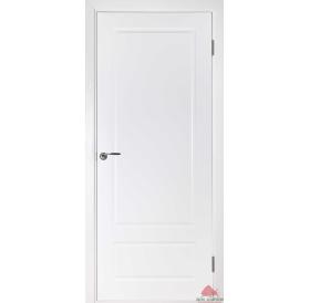Дверь межкомнатная Европа белая эмаль ПГ