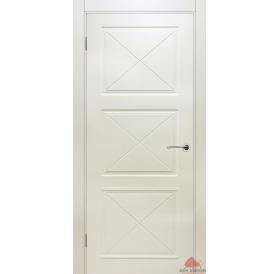 Дверь межкомнатная Лондон слоновая кость ПГ