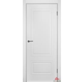 Дверь межкомнатная Мальта белая эмаль ПГ