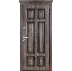 Дверь входная металлическая М706/3 Дуб серый