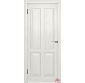 Дверь межкомнатная Ницца белый воск ПГ