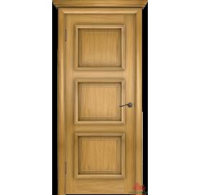 Дверь межкомнатная Белла-3 дуб натуральный ПГ