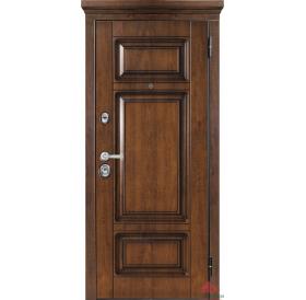 Дверь входная металлическая М708 Дуб золотой