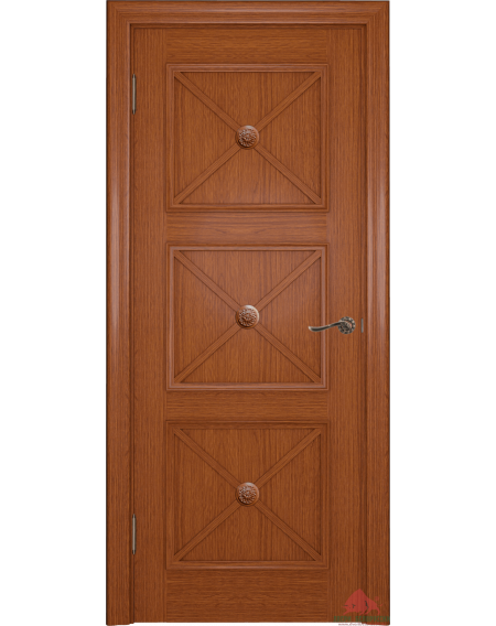 Дверь межкомнатная Адант дуб тон ПГ