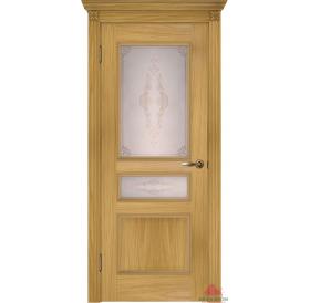 Дверь межкомнатная Вена дуб натуральный ПО