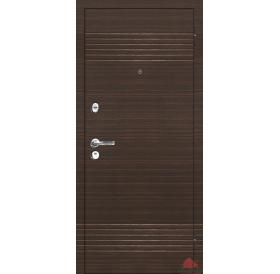 Дверь входная металлическая М16 Венге