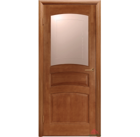 Дверь межкомнатная Валенсия тон 10% ПО
