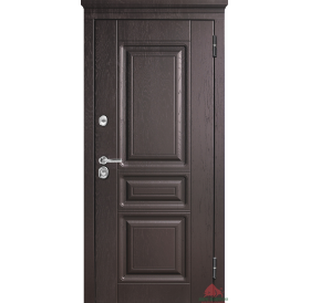 Дверь входная металлическая М601 Z Дуб английский