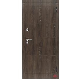 Дверь входная металлическая М350/4 Дуб портовый
