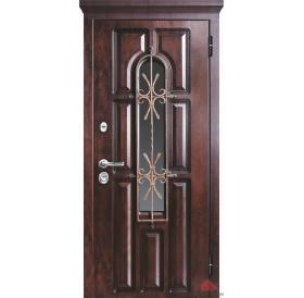 Дверь входная металлическая М60 Дуб темный