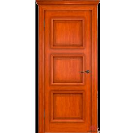Дверь межкомнатная Белла-3 орех-коньяк ПГ