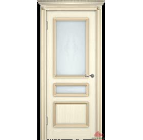 Дверь межкомнатная Вена слоновая кость ПО