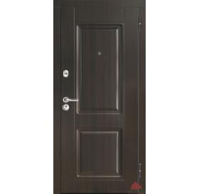Дверь входная металлическая М34/2 Венге