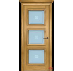 Дверь межкомнатная Белла-3 дуб натуральный ПО