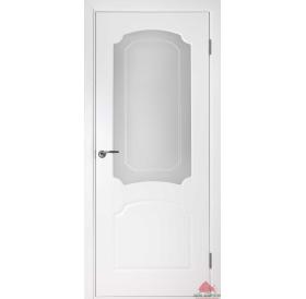 Дверь межкомнатная Виктория белая эмаль ПО