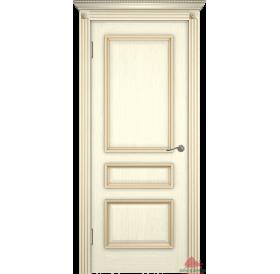 Дверь межкомнатная Вена слоновая кость ПГ