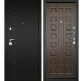 Входная металлическая дверь Дверной Континент Сити 3К (Венге)
