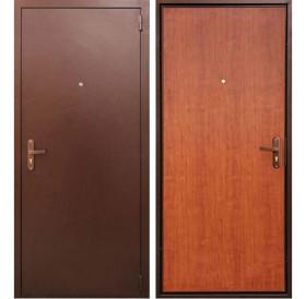 Входная металлическая дверь Дверной Континент Промо (Миланский орех)