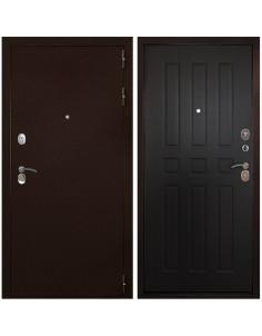 Входная металлическая дверь Дверной Континент Гарант 100 (Венге)